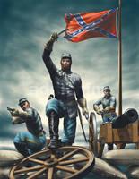 Stonewall Jackson by addichim