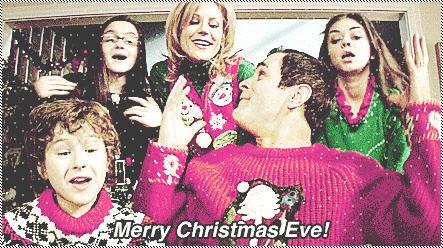 modern family christmas gif by ezdeschanties - Modern Family Christmas