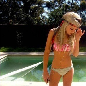 haha bikini girl by j3nnamari3