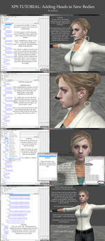 XPS Tutorial- Adding Heads to New Bodies by aydean