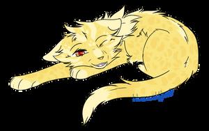 Kitten - Com by BlueWildfire9