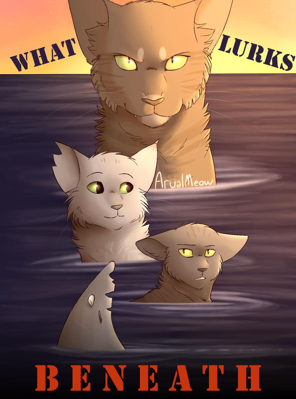 What Lurks Beneath (Lo que acecha debajo) COVER