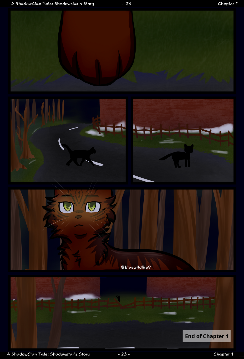 A ShadowClan Tale: Shadowstar's Story - 23