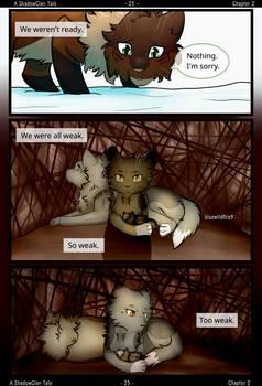 A ShadowClan Tale: Shadowstar's Story - 25