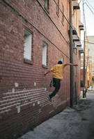 Wall Kick 1 by Sunshine114