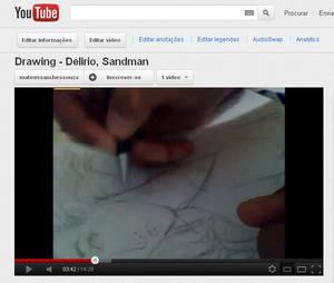 Drawing Delirium - Sandman Video