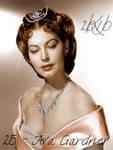 25 - Ava Gardner
