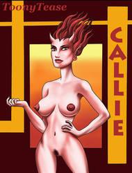 Callie Maggotbone by sethereid