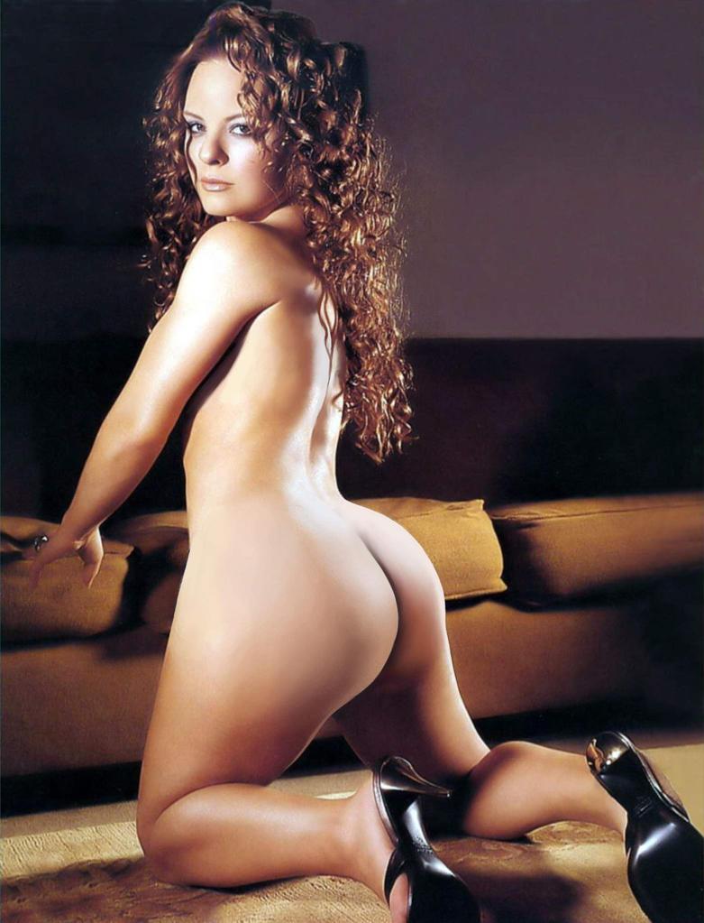 nude run girl