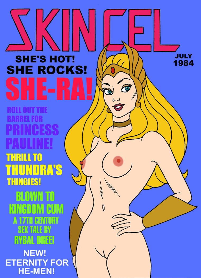 She-Ra Princess of Power by sethereid