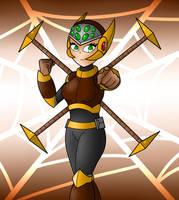 Request: Arachnid Woman by SnowmanEX711