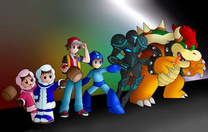 Ultimate Line Up by SnowmanEX711
