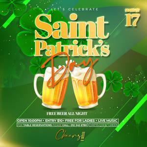 Main Files    Saint Patrick's Day Free Instagram P