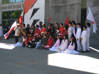 Fanime '11: Asian Nations by Edward-the-Oblivious