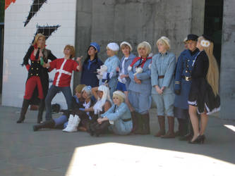 Fanime '11: Nordic Nations by Edward-the-Oblivious