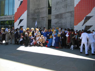 Fanime '11: Rivalries by Edward-the-Oblivious
