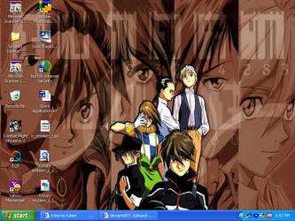 G-boys Desktop by Edward-the-Oblivious