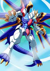 Strike Freedom Dragon