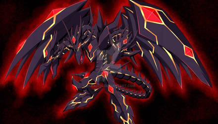 Red Eyes Ultimate Darkness Dragon