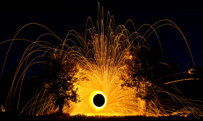 Black Hole Fountain