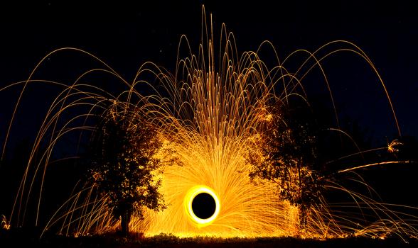 Black Hole Fountain