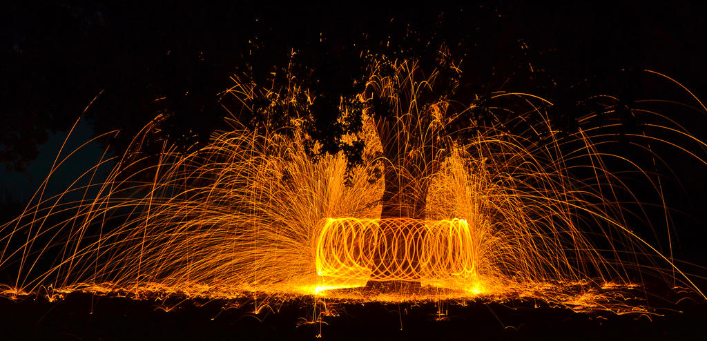 Spark Saw by Burning2Sleep