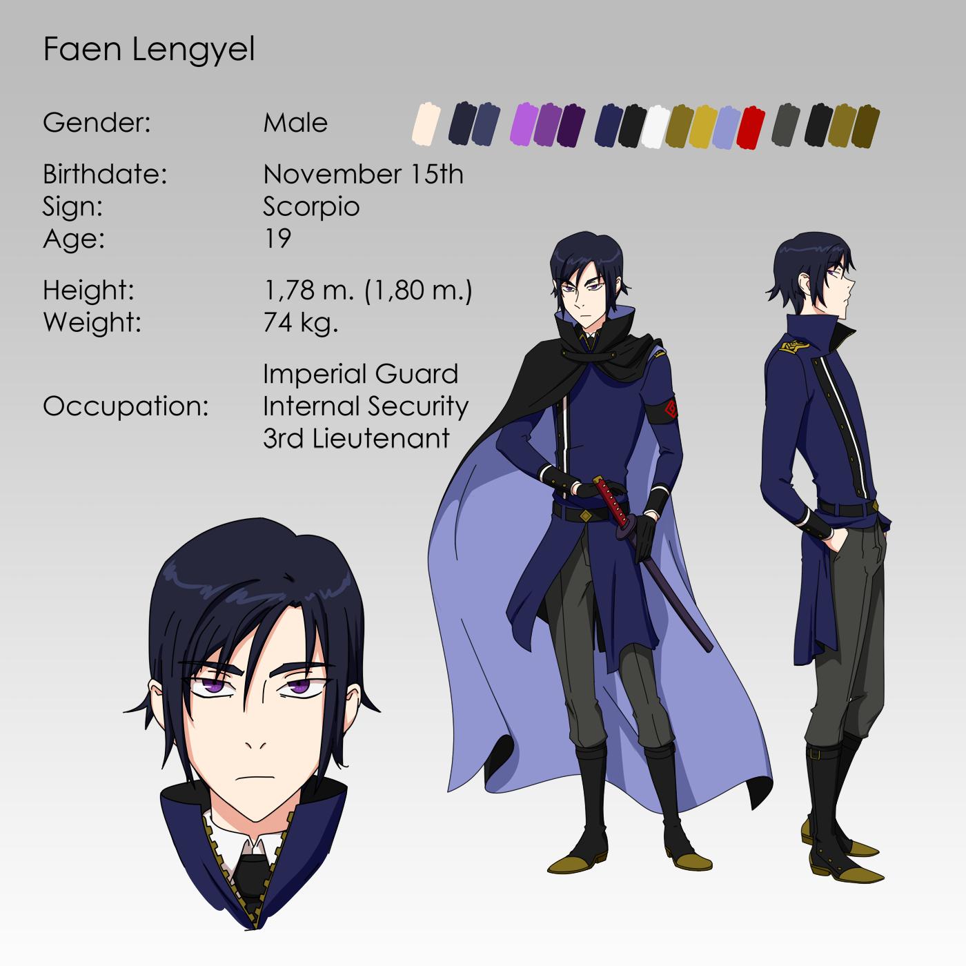 Faen character sheet by Flipfloppery