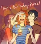 Happy Bday Piras!