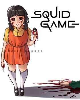 Squid Game gore version