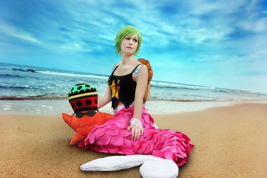 Keimi - Mermaid (One Piece)