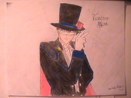 Tuxedo MASK by Butter-Loops25