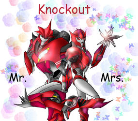 TF: Prime: Mr and Mrs Knockout by Dec-o-ded