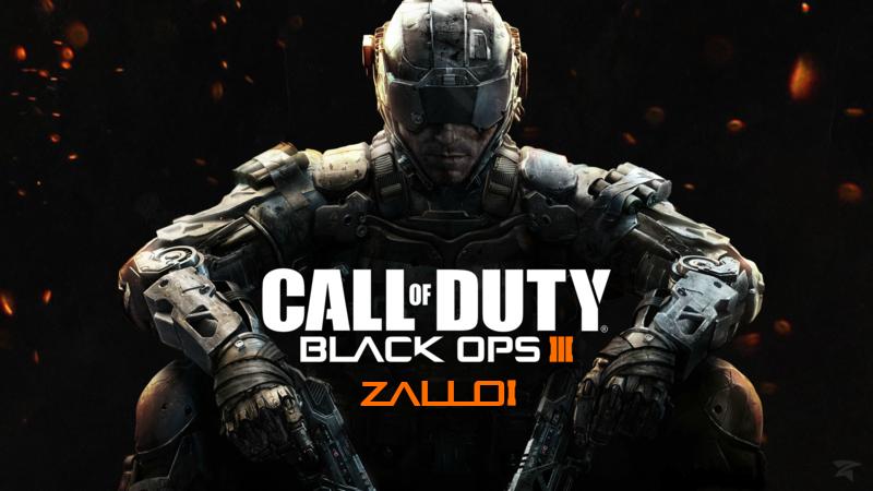 Call of Duty: Black Ops 3 Zalloi by Zalloi