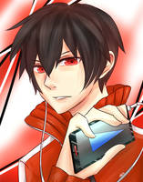 Shintaro .:MCA:. by aeirue-chan