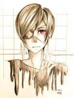 Random doodle by aeirue-chan