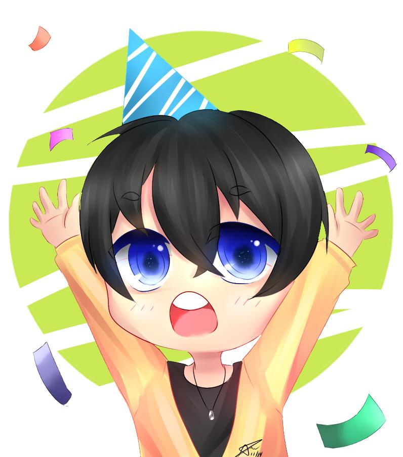 HBD Soraru by aeirue-chan