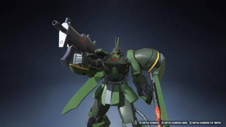Gundam Breaker 3 Gator