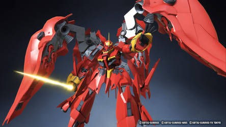 Gundam Breaker 3 Blood Bolt