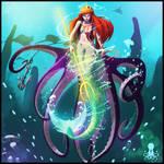 Ariel Queen of the Oceans