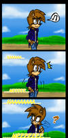 'Ka-Me-Ha-Me-Ha'd' by Nomad-The-Hedgehog