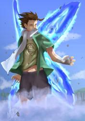 Chouji Akimichi (Butterfly Mode)