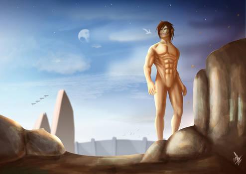 Eren Yeager Titan