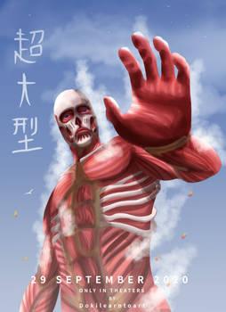 Colossus/Colossal Titan (Armin)