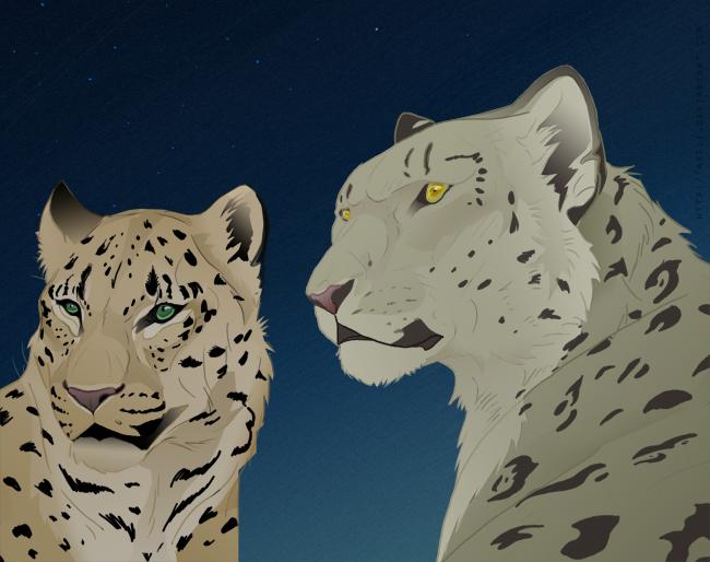 Leopard Royale by akeli