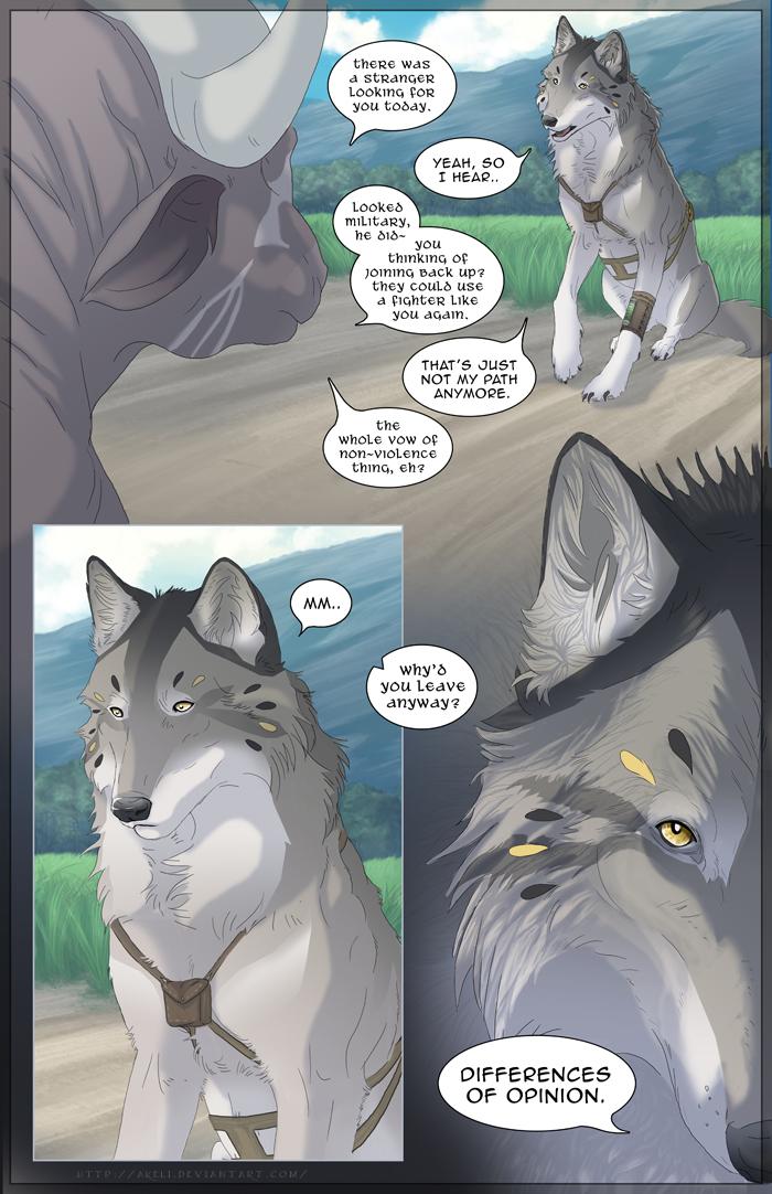 Guardians Comic Page 22 by akeli