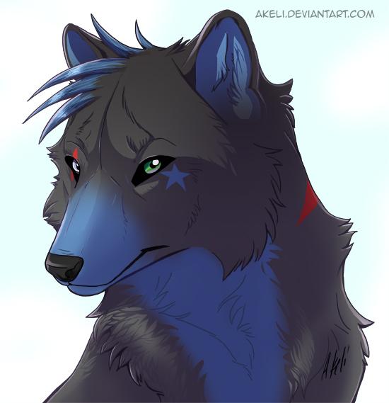 Acecat25 Wolf by akeli