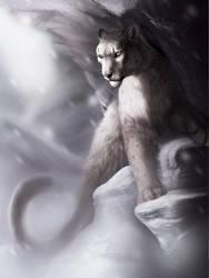 Snow Leopard by akeli