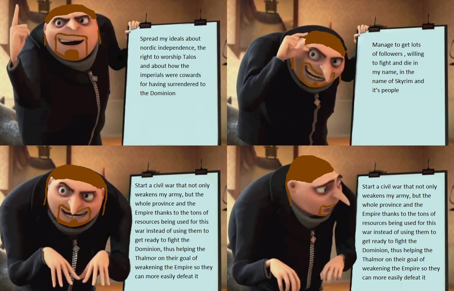 Ulfric S Plan Dank Doodle Meme By Dovahsaurpaleoknight On Deviantart Anyway here's the clean formats for your use ulfric s plan dank doodle meme by