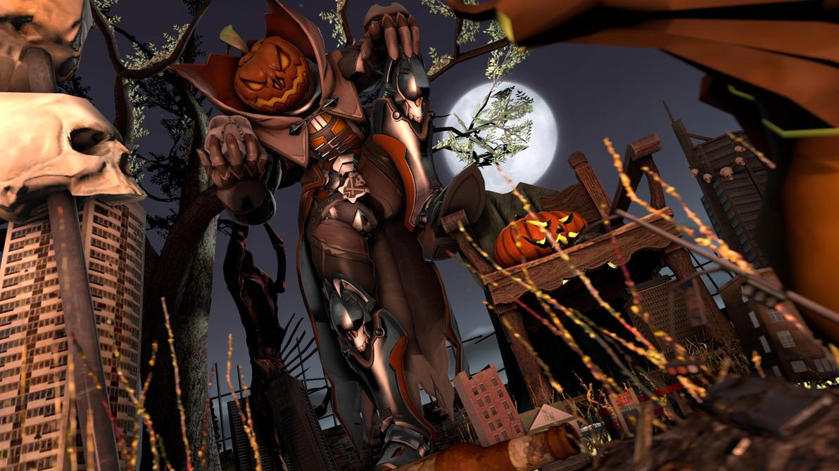 Happy Halloween! by growthuphero