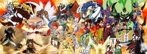 All My Favourite Anime's